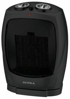 Тепловентилятор Supra TVS-PS15-2 черный