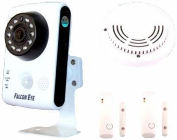Видеокамера IP Falcon Eye FE-HOME KIT белый