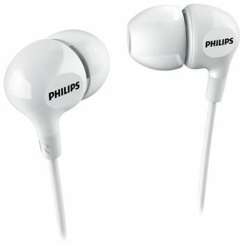 Наушники Philips SHE3550 белый (SHE3550WT/00)