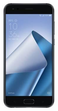 Смартфон Asus Zenfone 4 ZE554KL 64ГБ черный (90AZ01K1-M01210)