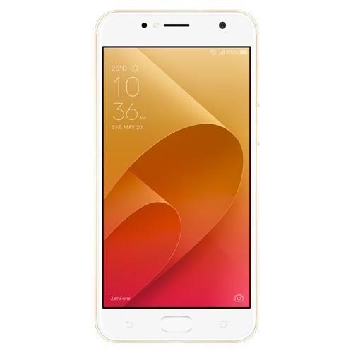 Смартфон Asus Zenfone Live ZB553KL 16ГБ золотистый (90AX00L2-M01100) - фото 1
