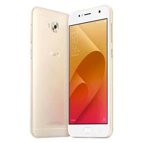 Смартфон Asus Zenfone Live ZB553KL 16ГБ золотистый (90AX00L2-M01100) - фото 2