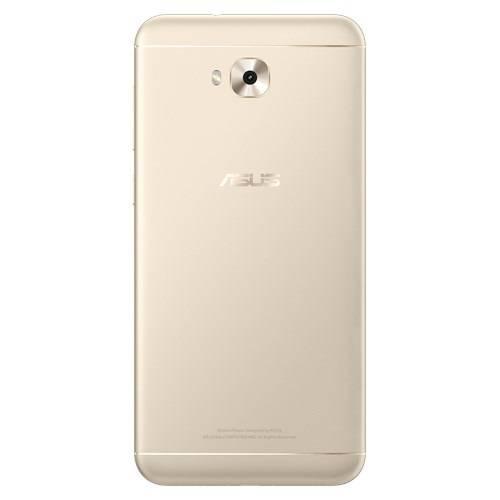 Смартфон Asus Zenfone Live ZB553KL 16ГБ золотистый (90AX00L2-M01100) - фото 4