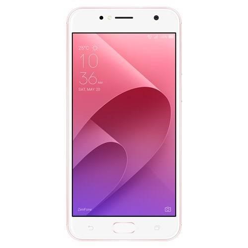 Смартфон Asus Zenfone Live ZB553KL 16ГБ розовое золото (90AX00L3-M01110) - фото 1
