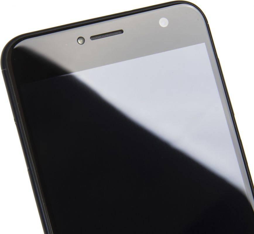 Смартфон Asus Zenfone Live ZB553KL 16ГБ черный - фото 6