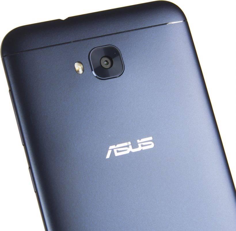 Смартфон Asus Zenfone Live ZB553KL 16ГБ черный - фото 7