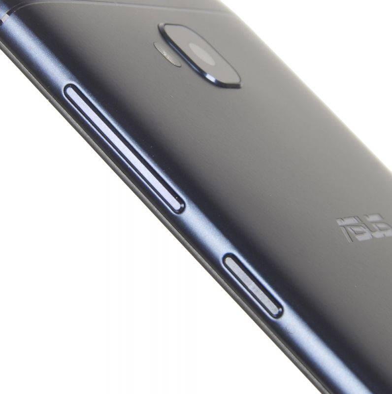 Смартфон Asus Zenfone Live ZB553KL 16ГБ черный - фото 8