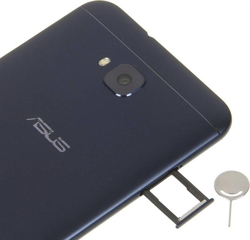 Смартфон Asus Zenfone Live ZB553KL 16ГБ черный - фото 11