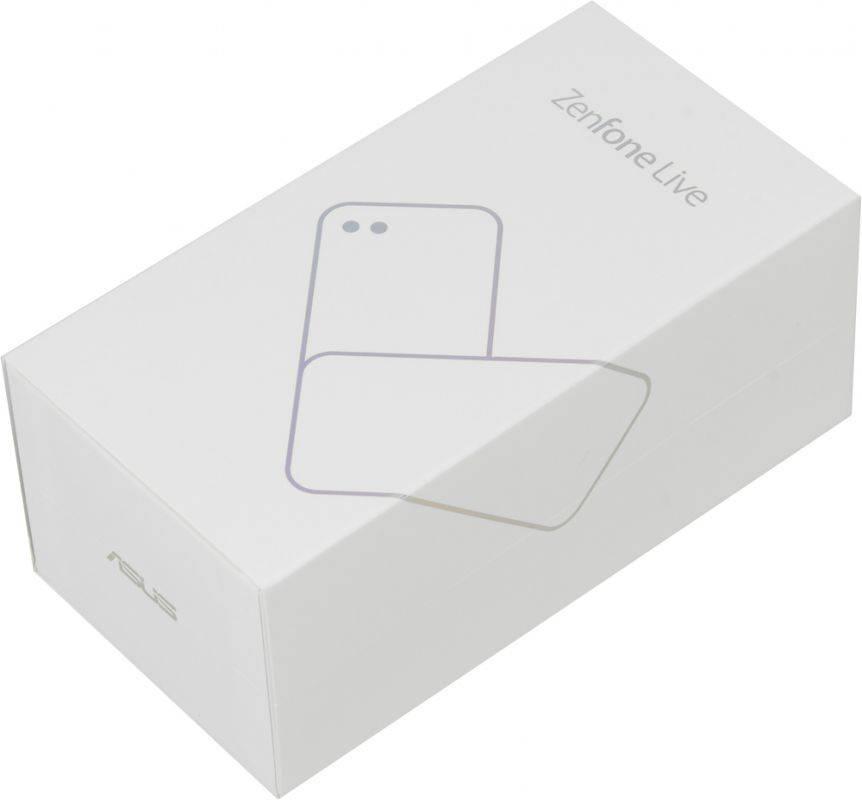 Смартфон Asus Zenfone Live ZB553KL 16ГБ черный - фото 12