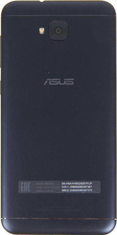 Смартфон Asus Zenfone Live ZB553KL 16ГБ черный - фото 3