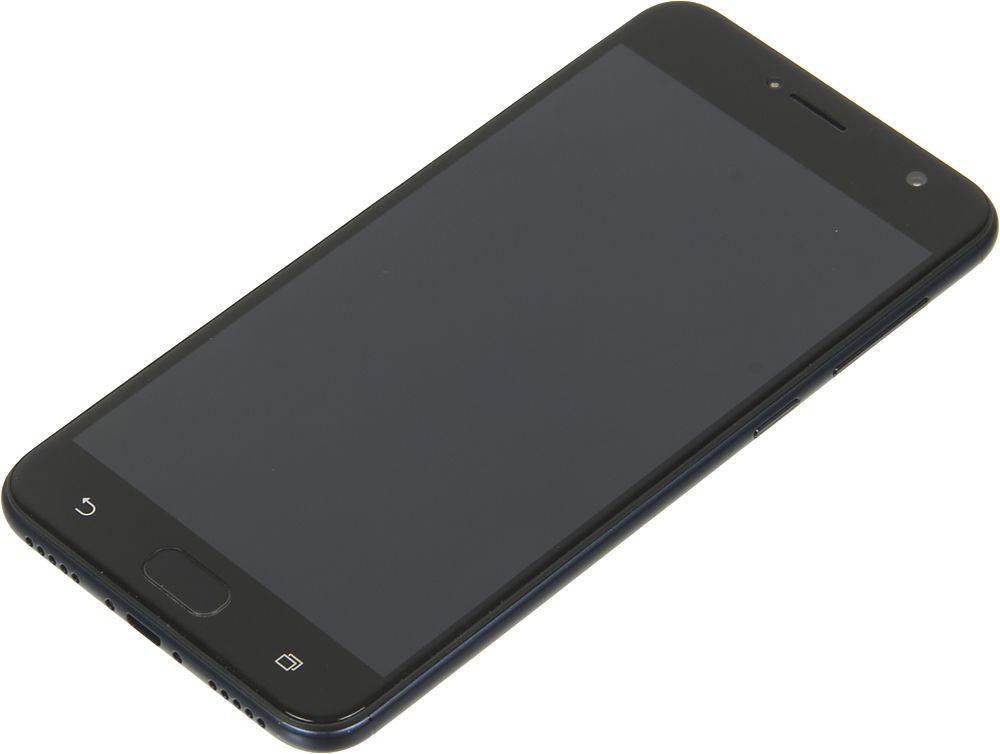 Смартфон Asus Zenfone Live ZB553KL 16ГБ черный - фото 5