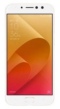 Смартфон Asus ZenFone ZF4 Selfie Pro ZD552KL 64ГБ золотистый (90AZ01M4-M01010)