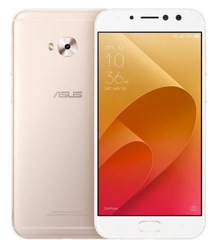 Смартфон Asus ZenFone ZF4 Selfie Pro ZD552KL 64ГБ золотистый (90AZ01M4-M01010) - фото 3