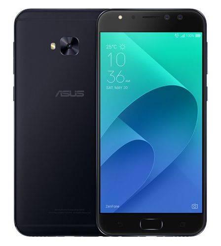 Смартфон Asus ZenFone 4 Selfie Pro ZD552KL 64ГБ черный (90AZ01M7-M01000) - фото 3