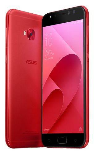 Смартфон Asus ZenFone ZF4 Selfie Pro ZD552KL 64ГБ красный - фото 3