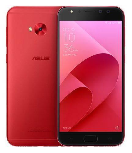 Смартфон Asus ZenFone ZF4 Selfie Pro ZD552KL 64ГБ красный - фото 4