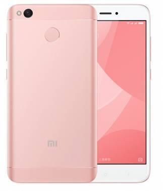 Смартфон Xiaomi Redmi 4X 16ГБ розовый