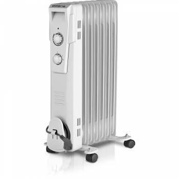 Радиатор масляный Polaris PRE G 0615 белый, мощность 1500Вт, площадь обогрева до 20м2