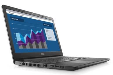 """Ноутбук 15.6"""" Dell Vostro 3568 (3568-9378) черный - фото 3"""