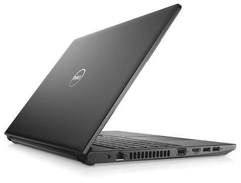 """Ноутбук 15.6"""" Dell Vostro 3568 (3568-9378) черный - фото 4"""