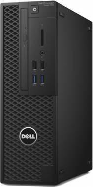 Рабочая станция Dell Precision 3420 черный (3420-4506)