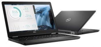 Ноутбук 15.6 Dell Latitude 5580 (5580-7867) черный
