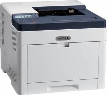 Принтер Xerox Phaser 6510DN белый/синий (6510V_DN)