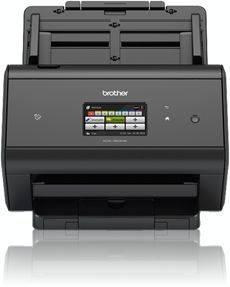 Сканер Brother ADS-3600W (ADS3600WUX1)
