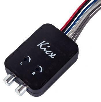 Конвектор Kicx HL02MS