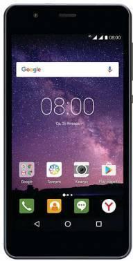 Смартфон Philips S318 16ГБ темно-серый