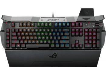 Клавиатура Asus ROG GK2000 черный