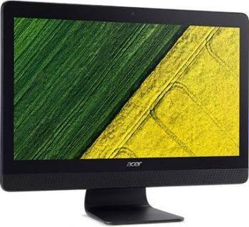 Моноблок 19.5 Acer Aspire C20-220 черный (DQ.B7SER.003)