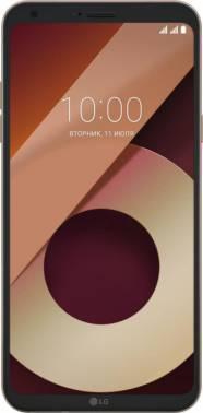 Смартфон LG Q6a M700 16ГБ золотистый