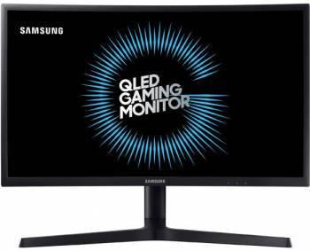 Монитор 23.5 Samsung C24FG73FQI темно-серый