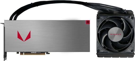 Видеокарта MSI RX VEGA 64 WAVE 8192 МБ (RX VEGA 64 WAVE 8G) - фото 1