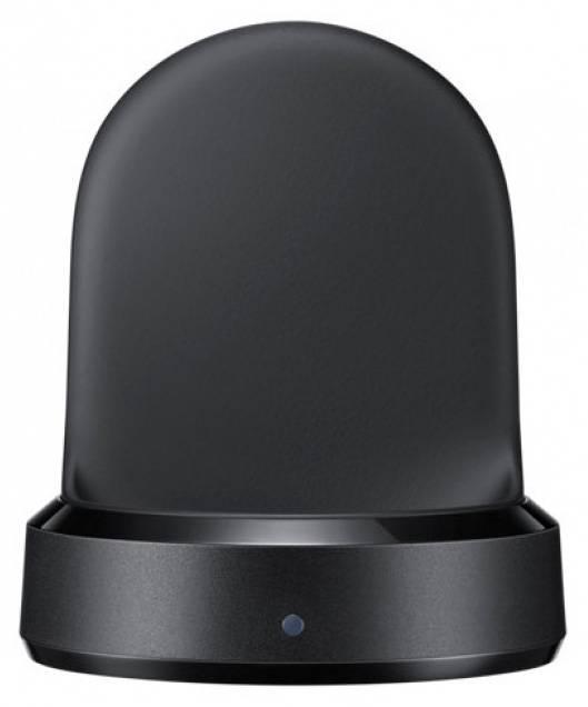Зарядная док-станция Samsung Galaxy Gear S3 EP-YO760BBRGRU/черный - фото 1
