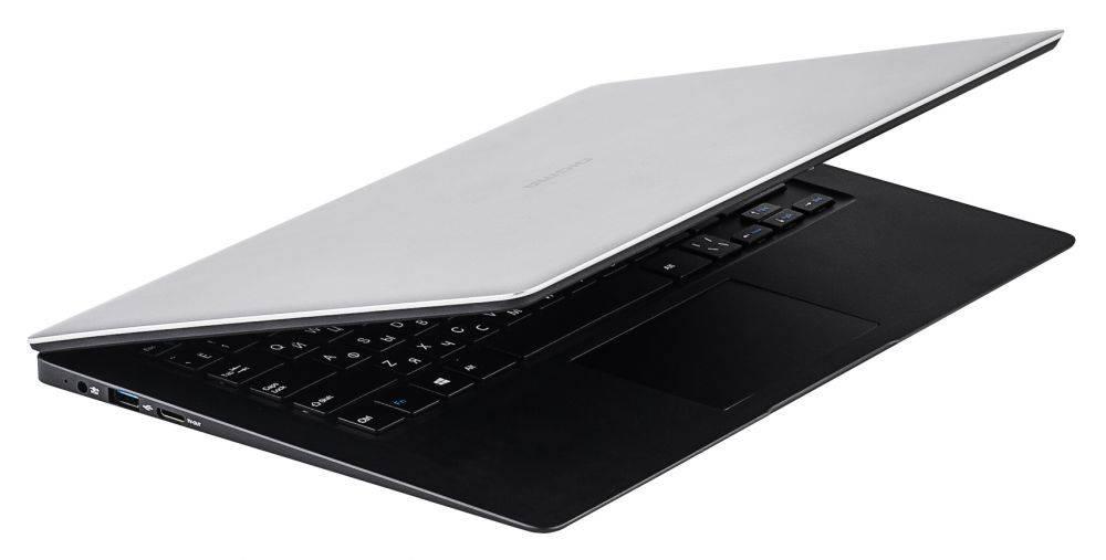 """Ноутбук 14.1"""" Digma EVE 1401 черный/серебристый (ET4012EW) - фото 13"""