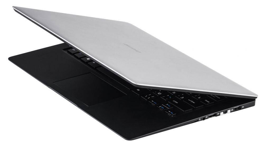 """Ноутбук 14.1"""" Digma EVE 1401 черный/серебристый - фото 14"""