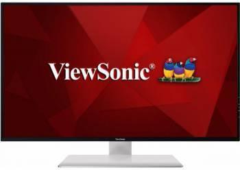 Монитор 43 ViewSonic VX4380-4K черный