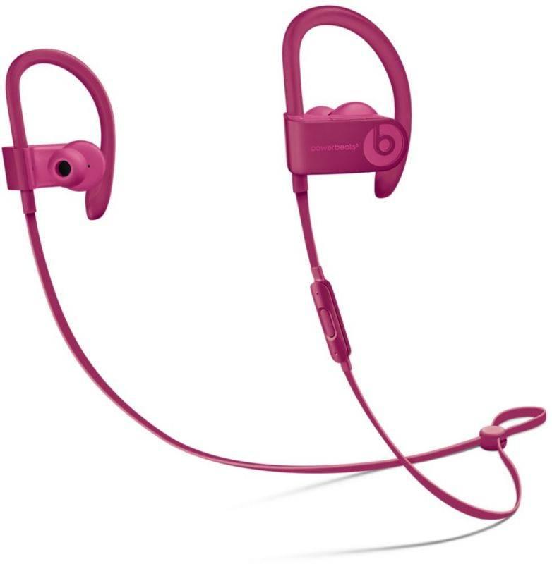 Гарнитура Beats Powerbeats 3 розовый матовый (MPXP2ZE/A) - фото 1