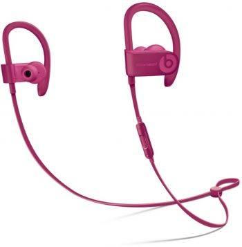 Гарнитура Beats Powerbeats 3 розовый матовый (MPXP2ZE/A)