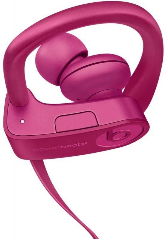 Гарнитура Beats Powerbeats 3 розовый матовый (MPXP2ZE/A) - фото 5