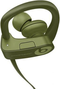 Гарнитура Beats Powerbeats 3 зеленый (MQ382ZE/A)