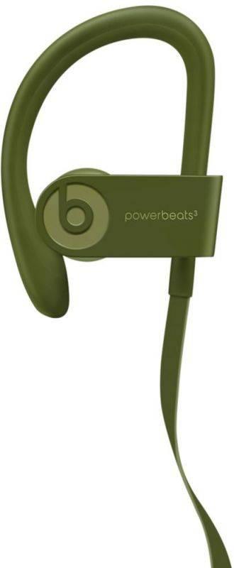 Гарнитура Beats Powerbeats 3 зеленый (MQ382ZE/A) - фото 5