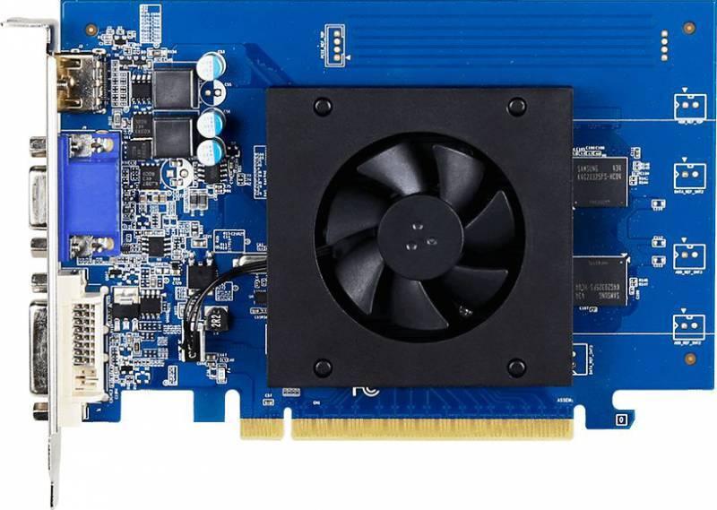 Видеокарта Gigabyte GeForce GT 710D5-1GI 1024 МБ (GV-N710D5-1GI) - фото 2