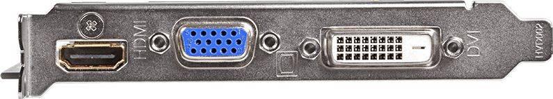 Видеокарта Gigabyte GeForce GT 710D5-1GI 1024 МБ (GV-N710D5-1GI) - фото 3