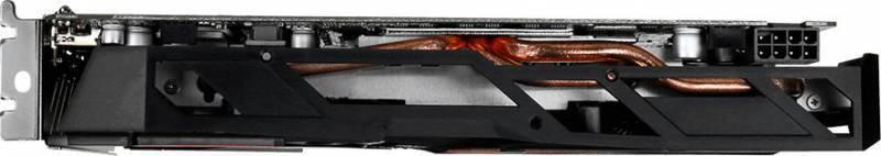 Видеокарта Gigabyte Radeon RX 470 WINDFORCE 4G 4096 МБ - фото 3