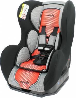 Автокресло детское Nania Cosmo SP FST (pop red) черный / красный