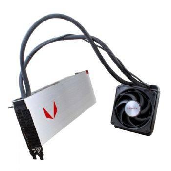 Видеокарта Sapphire VEGA 64 8G LIQUID COOLING 8192 МБ - фото 3