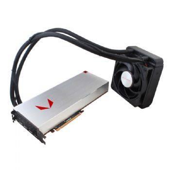 Видеокарта Sapphire VEGA 64 8G LIQUID COOLING 8192 МБ - фото 4